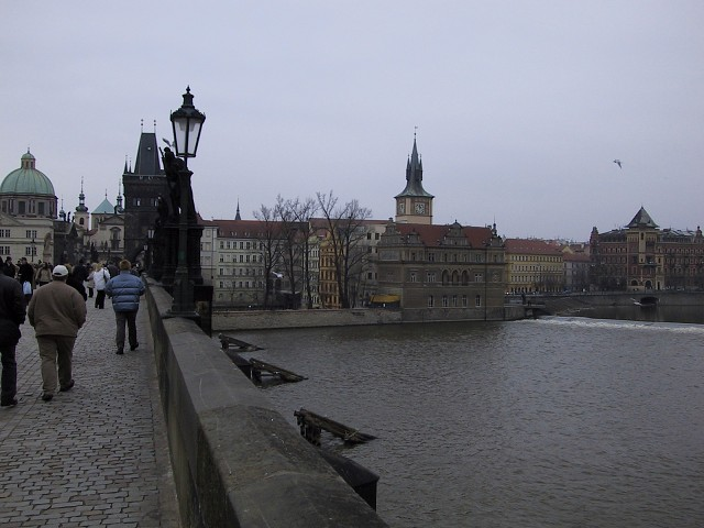 Karlovy lázně, Praha 1