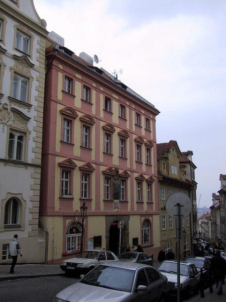 Hotelový dům, Praha 1, Nerudova