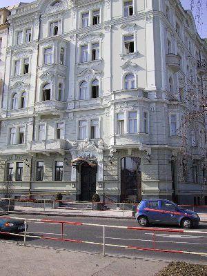 Hotel River Side, Praha 5, Janáčkovo nábřeží