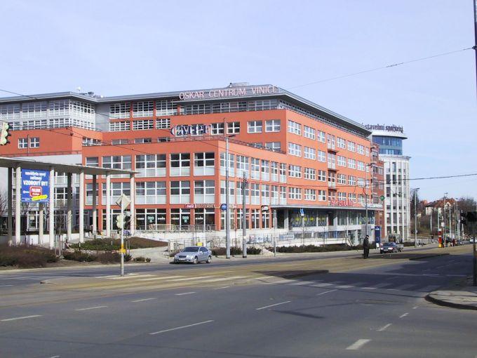 Vodafone, Praha 10, Vinice